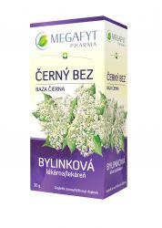 Megafyt Bylinková lékárna Černý bez 20x1,5g