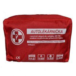 Steriwund Autolékárnička textil vyhl.č.341/2014