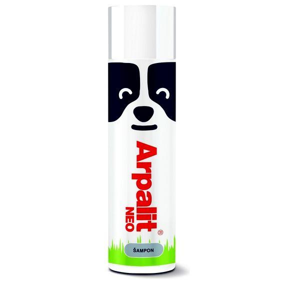 ARPALIT Neo šampon s extraktem z listů čajovníku 250 ml