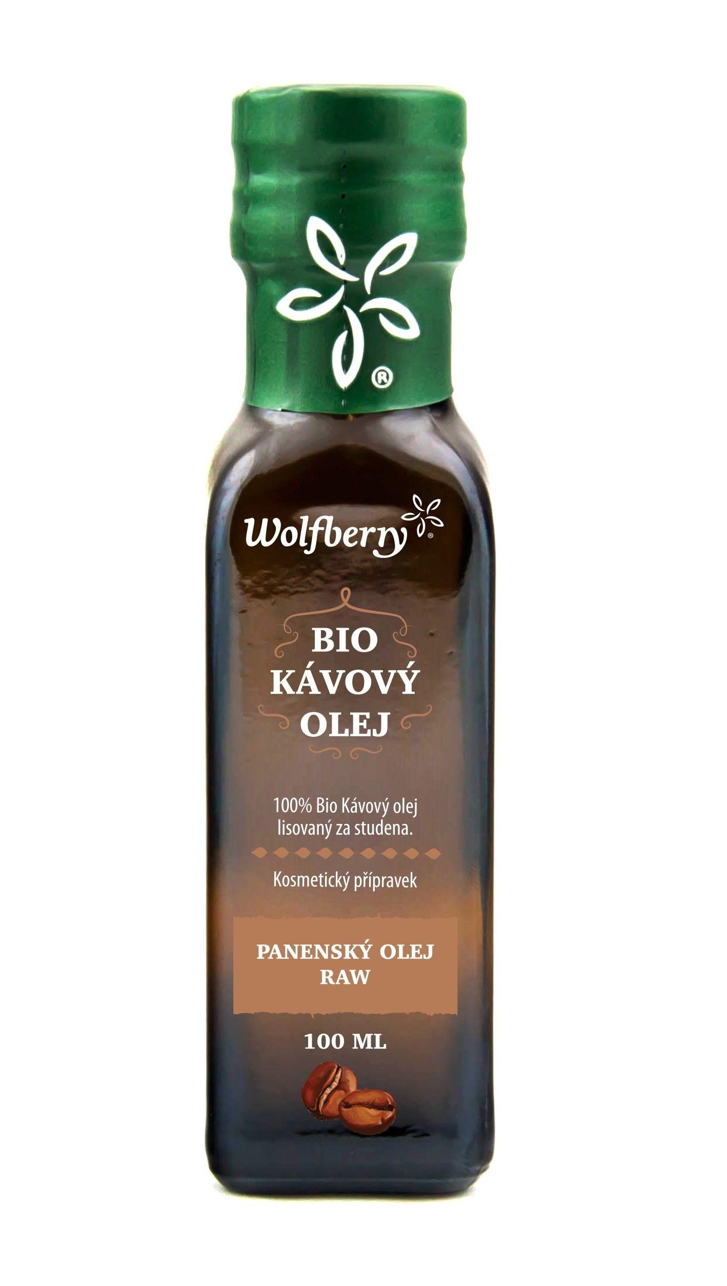 Wolfberry Kávový olej BIO 100 ml