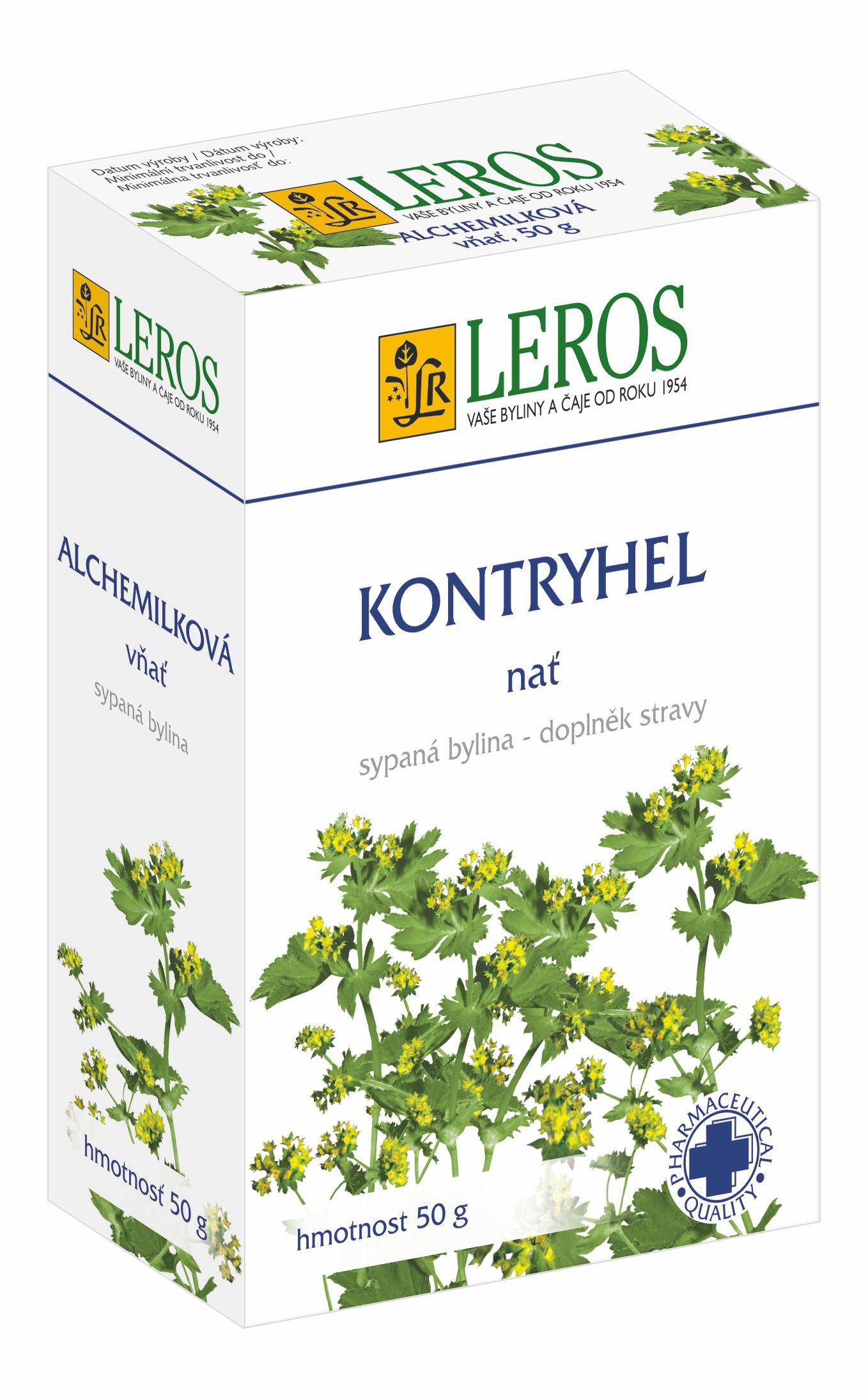 LEROS Kontryhel - nať 50g sypaná