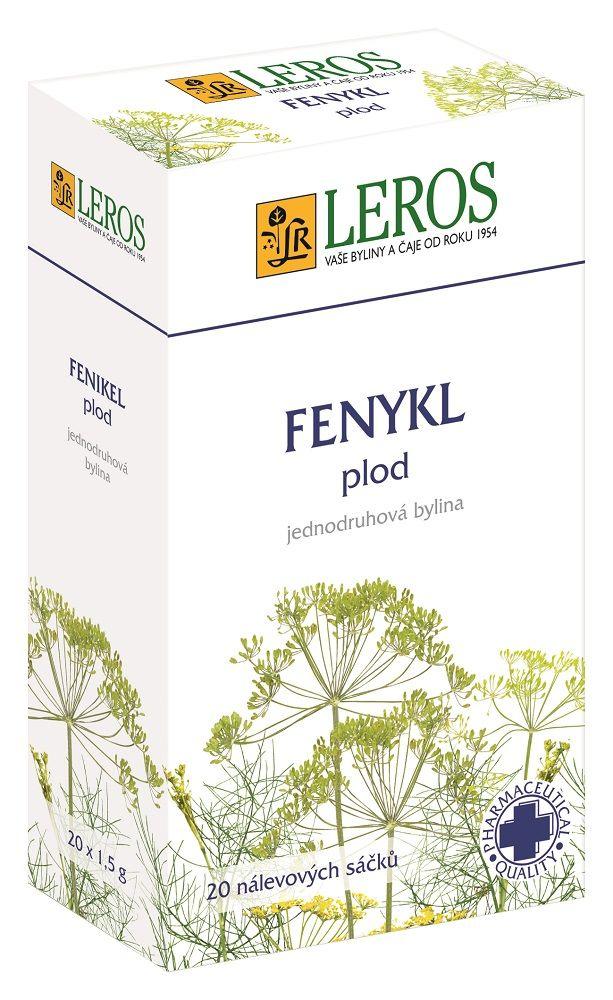 LEROS Fenykl - plod n.s.20x1.5g