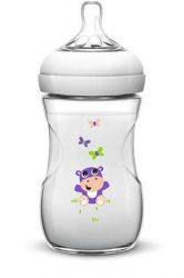 Avent Natural 260 ml láhev 1 ks hroch