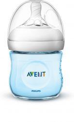 Avent Láhev Natural 125 ml 1 ks modrá