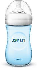 Avent Láhev Natural 260 ml 1 ks modrá