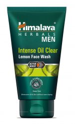 Himalaya Herbals Mycí gel na obličej pro muže s citronem 100 ml