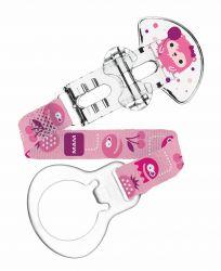 Mam Clip Monster pásek na dudlík 1 ks