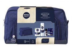 Nivea MEN Bag Sensitive vánoční balíček