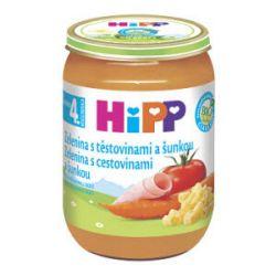 Hipp BABY MENU BIO Zelenina s těstovinami a se šunkou 190 g