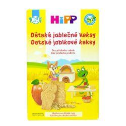 HIPP BIO Dětské jablečné keksy 150g
