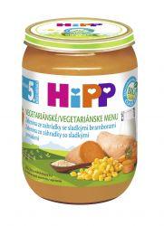 Hipp BABY BIO Zelenina ze zahrádky se sladkými bramborami 190 g