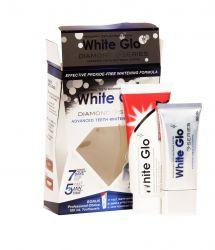 White Glo Diamond Series Bělicí set gel 50 ml + bělicí pasta 100 ml