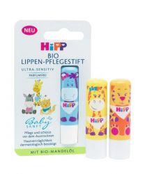 Hipp Babysanft Bio balzám na rty 4,8 g