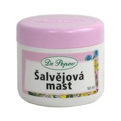 Dr. Popov Šalvějová mast 50 ml