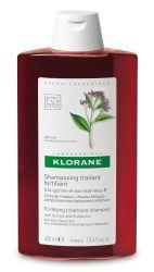 KLORANE Šampon s chininem proti vypadávání vlasů 400ml