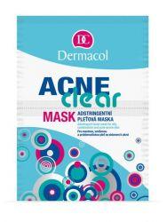Dermacol Acneclear Maska pro problematickou pleť 2x8 g