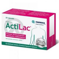 Farmax ActiLac 30 tobolek