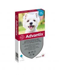 Advantix pro psy 4-10 kg spot-on 1x1 ml