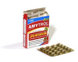 Aimil AMYTROL EU Ajurvédský doplněk stravy 60 kapslí