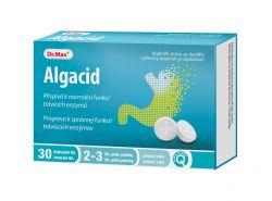 Dr.Max Algacid 30 žvýkacích tablet