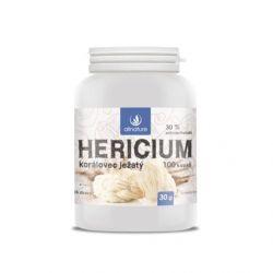 Allnature Hericium Korálovec ježatý 100 kapslí
