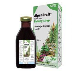 SALUS Floradix Alpenkraft sirup 250 ml