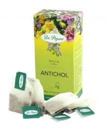 Čaj Antichol tea porcovaný n.s.20x1.5g Dr.Popov