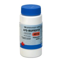 APO-Ibuprofen 400 mg 100 tablet