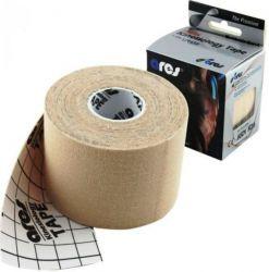 Ares Kinesio tape 5 cm x 5 m tejpovací páska béžová
