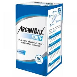 Arginmax FORTE pro muže 90 tobolek