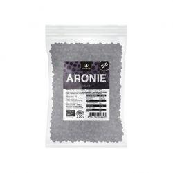 Allnature Aronie černý jeřáb BIO plody 250 g
