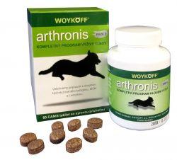 Woykoff Arthronis fáze 2 sýrová příchuť 60 tablet