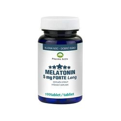 Pharma Activ Melatonin 5 mg FORTE Long 100 tablet