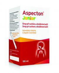 Aspecton Junior při suchém a dráždivém kašli sirup 100 ml
