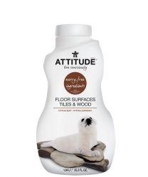 ATTITUDE Čistící prostředek na podlahy a dřevo 1040 ml