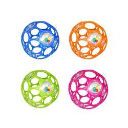Brightstarts OBALL Rattle 0m+ hračka 1 ks