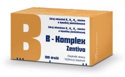 Zentiva B-Komplex 100 dražé