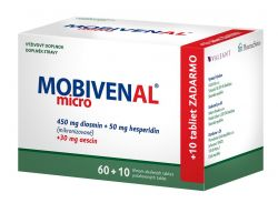 Mobivenal micro 60+10 tablet