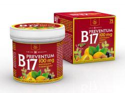 Herbamedicus B17 Preventum 100 mg 75 tobolek