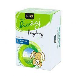 Babio BIO Dětský fenyklový čaj nálevové sáčky 20x1.5 g