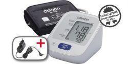 Omron M300 Plus tonometr se síťovým zdrojem