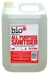 Bio d Univerzální čistič s dezinfekcí náhradní kanystr 5 l