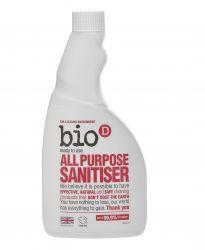 Bio d Univerzální čistič s dezinfekcí náhradní náplň 500 ml