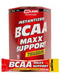 Xxlabs BCAA Maxx Support příchuť pomeranč 310 g/30 sáčků