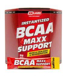 XXLABS BCAA Maxx Support příchuť pomeranč 620g (60 sáčků)