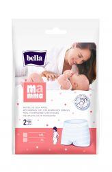 Bella Mamma vel. M-L síťované kalhotky 2 ks