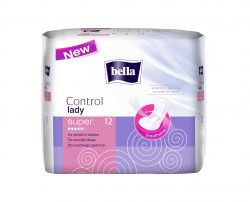 Bella Control lady super urologické vložky 12 ks