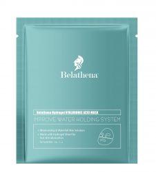 Belathena s Beta-Glukanem + zvýšený obsah Hyaluronové kyseliny hydrogelová maska 4 ks
