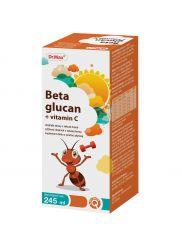 Dr.Max Betaglukan + vitamin C 245 ml