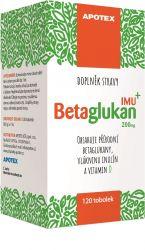 Apotex Betaglukan IMU 200 mg 120 tobolek